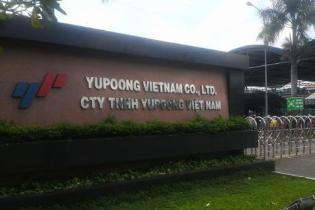 Công ty Yupoong tuyển công nhân sau khi cho gần 1.900 người nghỉ việc