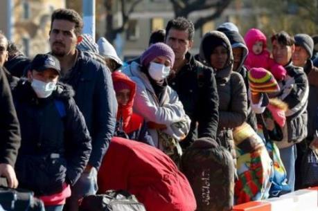 Canada hoàn thành giai đoạn đầu về tiếp nhận người tị nạn Syria