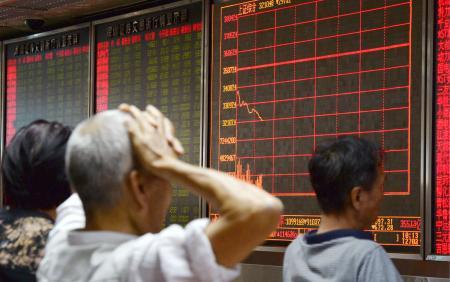 Chứng khoán Trung Quốc lần thứ hai phải đóng cửa