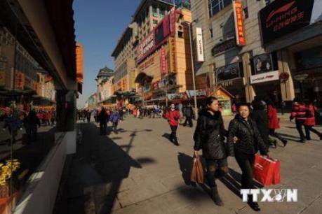 Đầu tư nước ngoài vào Trung Quốc năm 2015 cao kỷ lục