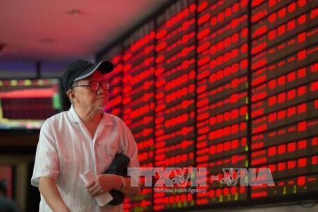 Chứng khoán châu Á hứng chịu hiệu ứng từ Trung Quốc