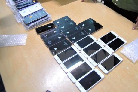 Phát hiện lô Iphone 6 bất hợp pháp tuồn vào Bình Dương