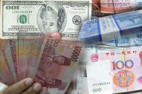 Thị trường tiền tệ biến động mạnh do Trung Quốc can thiệp
