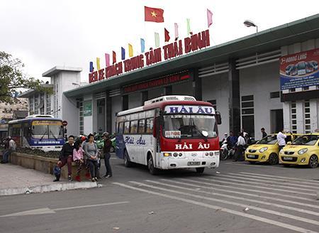 Bắt được thủ phạm vụ đánh cắp xe khách giường nằm tại Thái Bình
