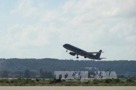 Máy bay của Vietnam Airlines gặp sự cố về lốp khi đang bay