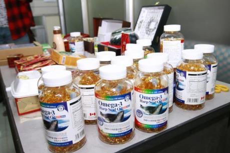 TP.HCM: Thu giữ hơn 1.000 sản phẩm thực phẩm chức năng giả