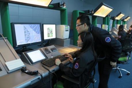 Triển khai thành công giai đoạn 3 Trung tâm Kiểm soát đường dài Hà Nội