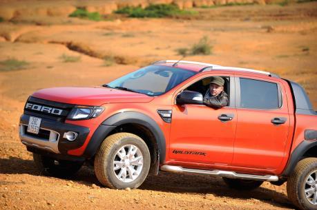 Ford Việt Nam có doanh số bán hàng đạt kỷ lục trong năm 2015