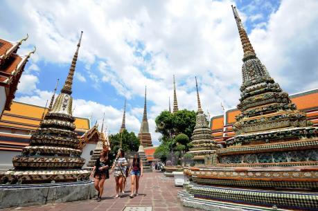 Thái Lan đặt mục tiêu vào top 5 điểm du lịch của thế giới