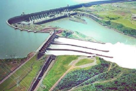 Thủy điện Itaipú vô địch thế giới về sản lượng