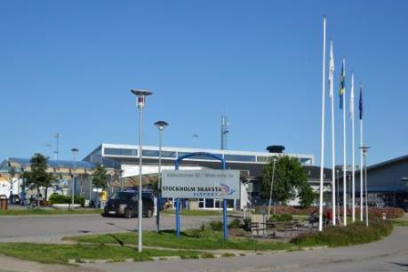 Sân bay tại Thụy Điển phải sơ tán do báo động bom
