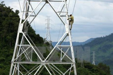 77.206 tỷ đồng vốn được đầu tư vào lưới điện truyền tải
