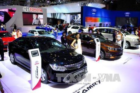 Thị trường ô tô Việt Nam tăng trưởng 55%
