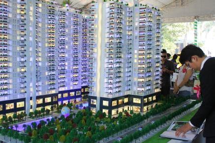 Bất động sản Tp. Hồ Chí Minh: Tiềm ẩn nguy cơ bất ổn