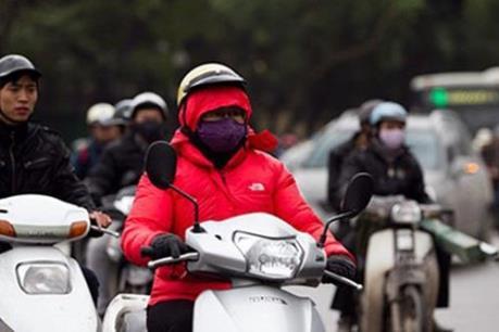 Dự báo thời tiết 12/1: Bắc Bộ trời rét, có mưa