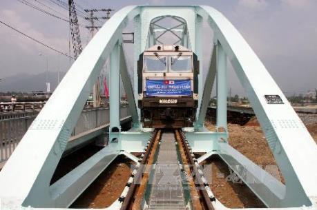 Ngày 14/1 sẽ khánh thành 44 cầu đường sắt trên tuyến Hà Nội – Tp.Hồ Chí Minh