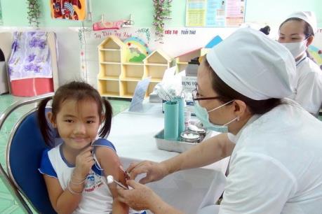 Thử nghiệm thêm vắc xin ngừa bại liệt cho trẻ