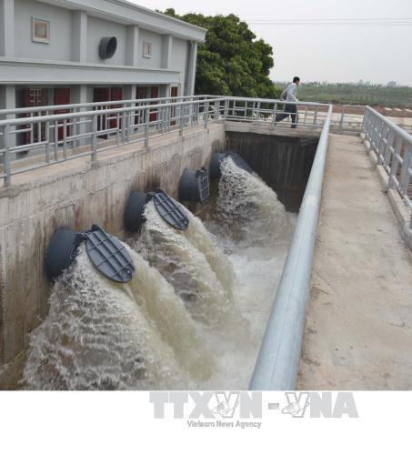Vụ Đông Xuân 2015-2016: Tất cả các trạm bơm đã sẵn sàng lấy nước