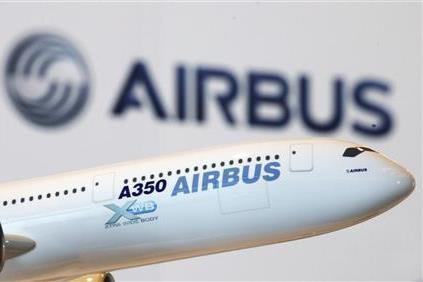 Airbus vẫn vượt xa Boeing về số đơn đặt hàng máy bay