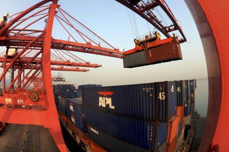Thương mại Trung Quốc năm thứ tư liên tiếp không đạt mục tiêu
