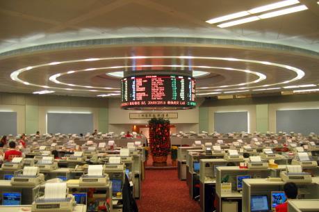 Chứng khoán châu Á phần lớn tăng điểm nhờ nhân tố Trung Quốc