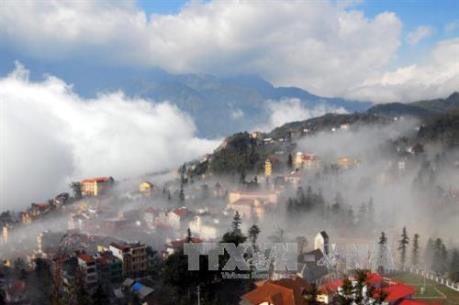 Vùng núi có nơi rét đậm, nhiệt độ dưới 14 độ C