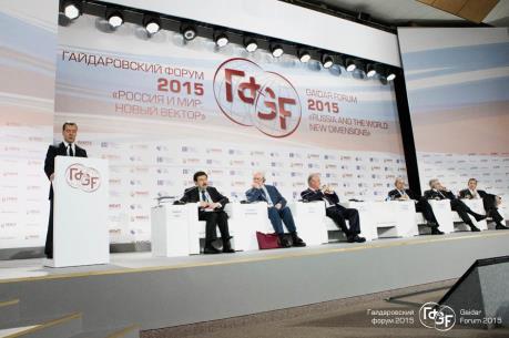 Thủ tướng Nga Medvedev: Kinh tế Nga khó khăn nhất kể từ năm 2005
