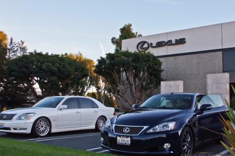 Thị trường Mỹ ngày càng chuộng thương hiệu Lexus