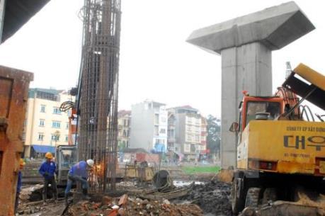 Bổ sung 69 triệu Euro cho tuyến đường sắt Nhổn - Ga Hà Nội