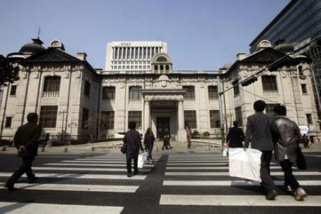 Hàn Quốc duy trì lãi suất thấp kỷ lục trong 7 tháng liên tiếp