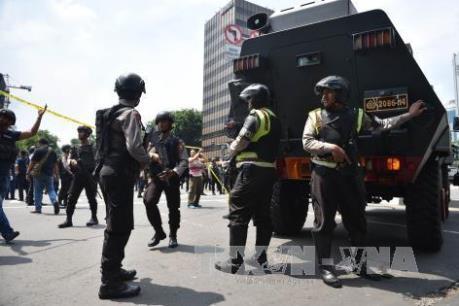 Vụ khủng bố ở Jakarta: Một người nước ngoài tử vong - Starbucks đóng cửa toàn bộ
