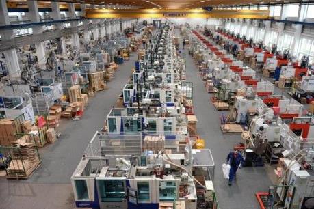 GDP của Đức lần đầu tiên vượt ngưỡng 3.000 tỷ euro