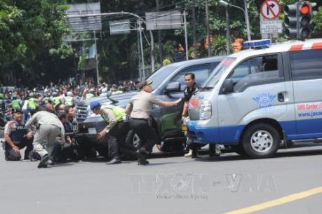 Vụ khủng bố ở Jakarta: Cảnh sát Indonesia khẳng định IS tiến hành vụ tấn công