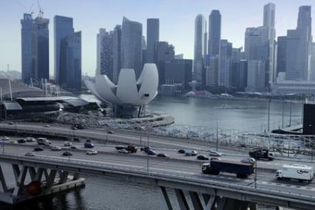 Singapore: 54% công ty gặp khó khăn do môi trường kinh doanh