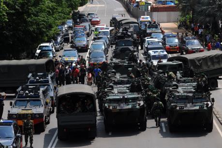 Vụ khủng bố ở Jakarta: Bali có thể là mục tiêu khủng bố tiếp theo