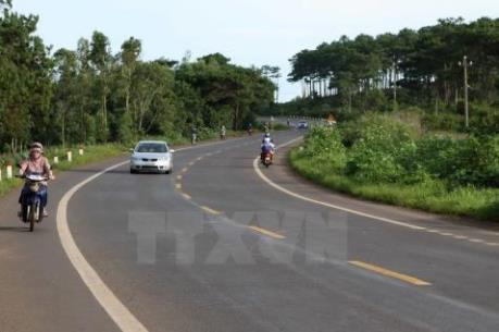 Thông xe đoạn Quốc lộ 19 giữa 2 tỉnh Gia Lai và Bình Định