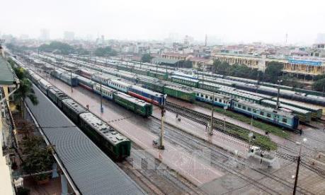 Ngành đường sắt lấy lại thị trường từ đổi mới dịch vụ