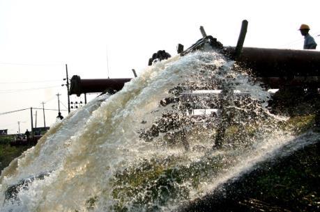 Công điện chuẩn bị lấy nước đợt 1 gieo cấy vụ Đông Xuân 2015 - 2016