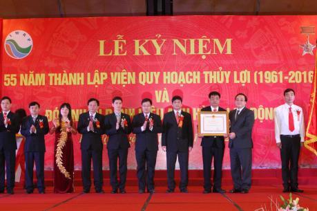 Phó Thủ tướng Hoàng Trung Hải: Cần chủ động, sáng tạo trong quy hoạch thủy lợi