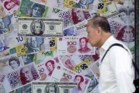 Các đồng tiền tệ mới nổi tăng giá so với USD