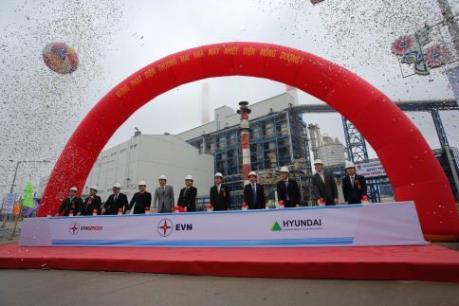 """Lễ """"Mừng phát điện thương mại Nhà máy Nhiệt điện Mông Dương 1"""""""