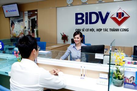 BIDV là một trong 2.000 doanh nghiệp lớn nhất thế giới