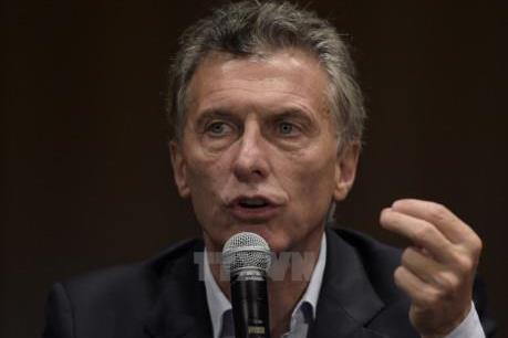 Chính phủ mới của Argentina khởi động đàm phán với các chủ nợ