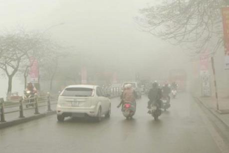 Dự báo thời tiết hôm nay: Đêm 22/1, nhiệt độ ở thủ đô Hà Nội sẽ dưới 10 độ C
