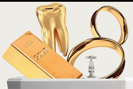 """""""Mỏ vàng"""" trị giá nhiều triệu USD từ nước thải"""