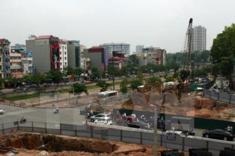 Hà Nội thông xe kỹ thuật đường vành đai 2, đoạn Nhật Tân-Cầu Giấy
