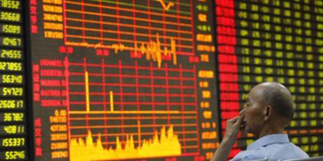 """Giá dầu """"dìm"""" chứng khoán châu Á trong sắc đỏ"""