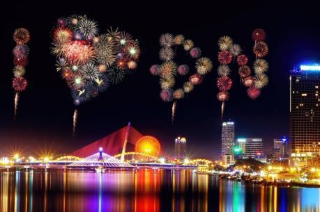 4 điểm bắn pháo hoa tại Đà Nẵng đêm giao thừa Tết Bính Thân 2016