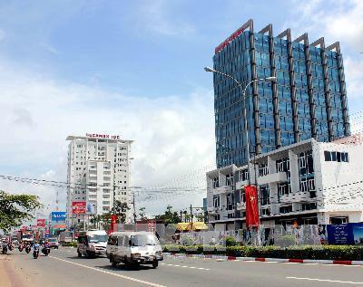 Giá đất ở đô thị tại Bình Dương cao nhất gần 24,6 triệu đồng/m2