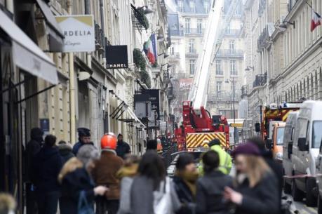 Pháp: Cháy lớn tại khách sạn Ritz ở Paris
